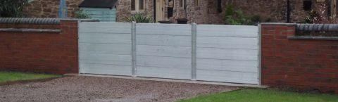 The Aluminium Flood Barrier