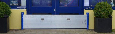 Customised Flood Barriers